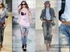 модные джинсы зима 2013