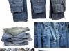 джинсы порезаны лето