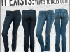 джинсы утепленные мужские