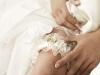 подвязка невесты +своими руками